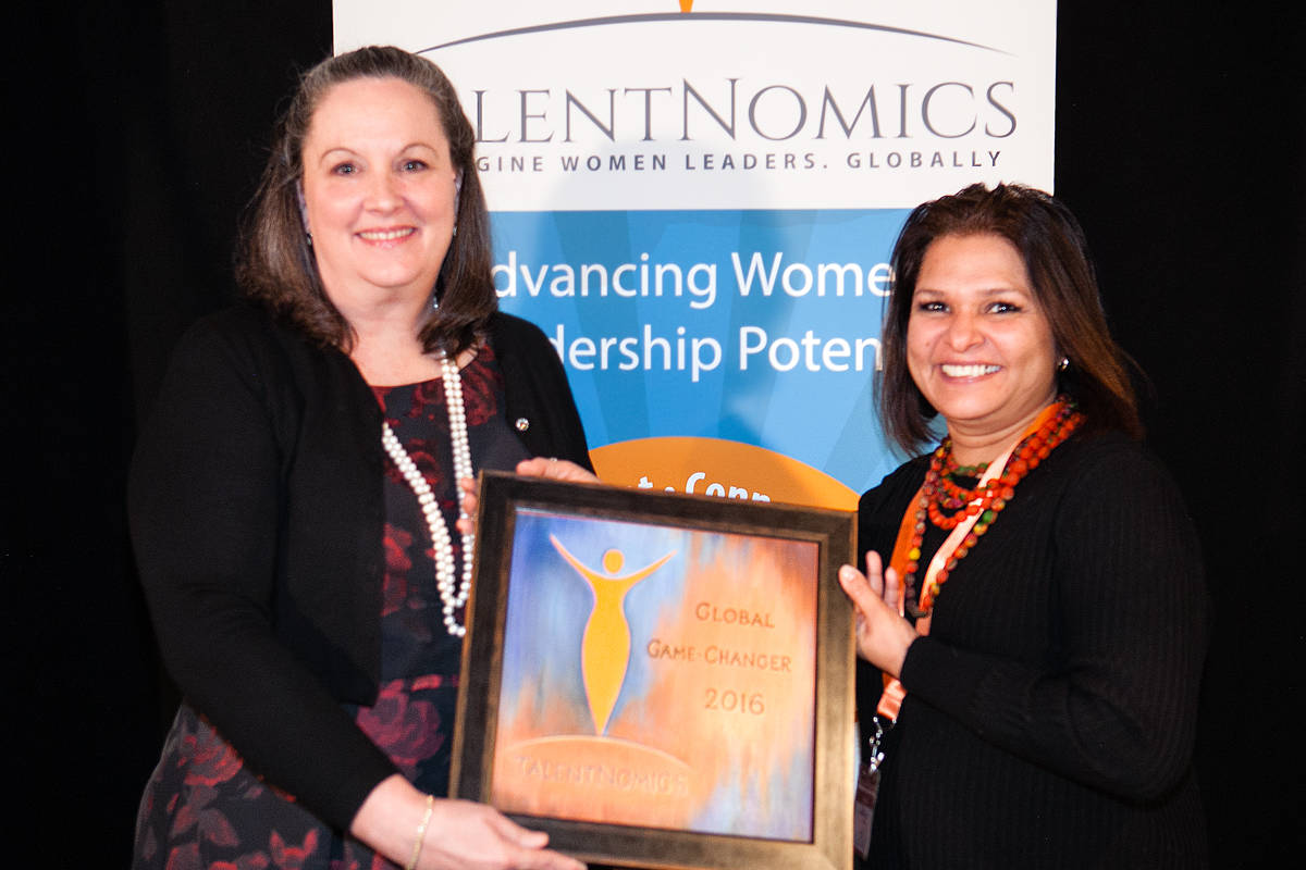 Sarah Degnan Kambou and ICRW - awarded the prize for scaling